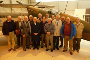 Vocational Visit to RAF Cosford